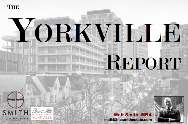 The Yorkville Report